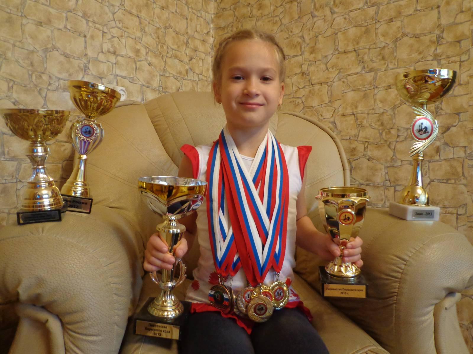 Богдана Шестакова - лучшая шахматистка России